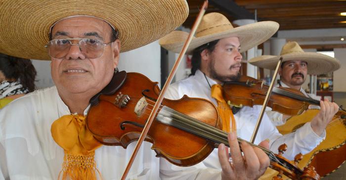 encuentro nacional del Mariachi
