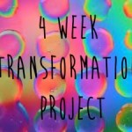 4 Week Transformation Project!