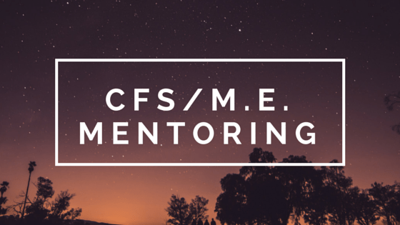 cfs mentoring