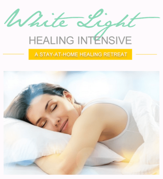 white light retreat