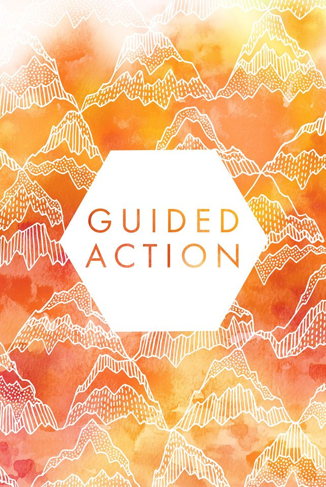 guided action