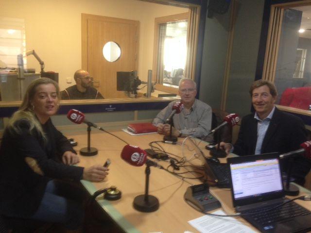 Conrado En La Radio