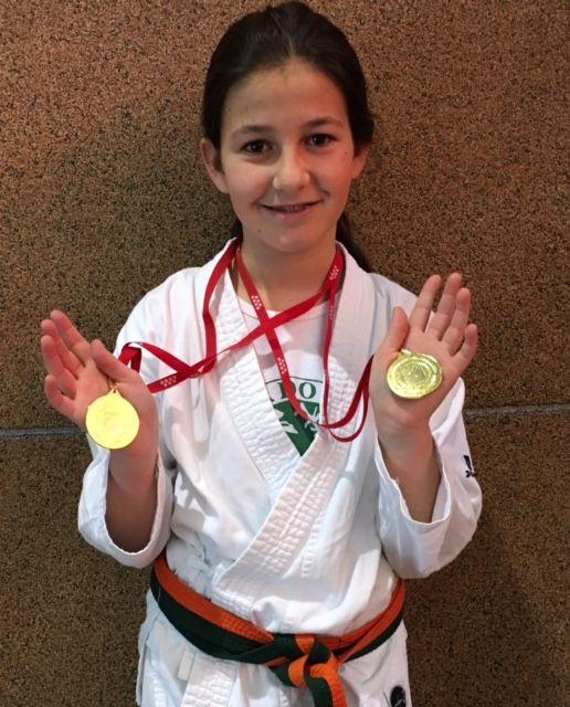 Campeonato de Katas de Karate Infantil