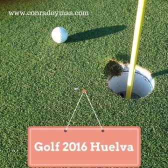 Torneos De Golf En Huelva En El Verano De 2016