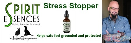Stress Stopper banner for posts