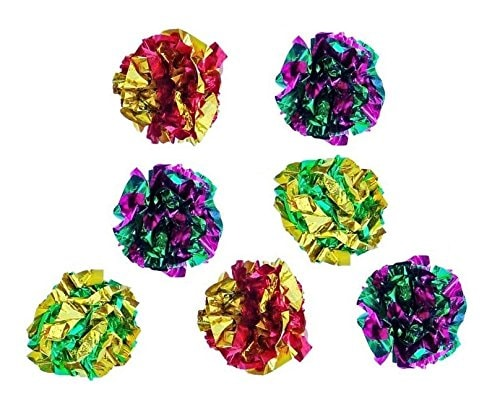mylar-balls