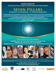 Seven Pillars - Journey of Wisdom 2013