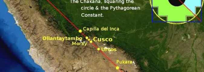 Andes Ancient Sacred Sites Alignment –  Lost Global High Culture?