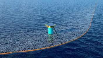 A Giant Crowdfunded Machine Is About to Begin Cleaning up the Pacific Garbage Patch
