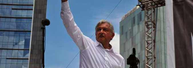 Mexico's 'Bernie Sanders' Wins In Historic Landslide With Mandate to Reshape the Nation