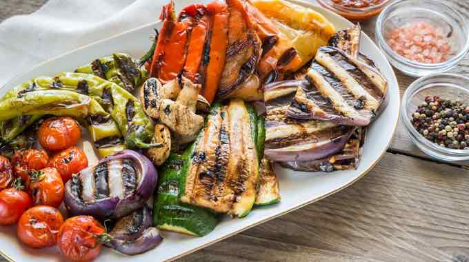 12 Chef Secrets To Grilling Perfect Veggies