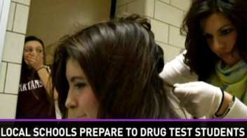 School District to Begin Randomly Drug Testing High School Students