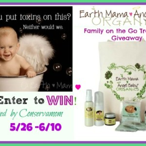 Earth Mama Angel Baby Review & Giveaway ends 6/10