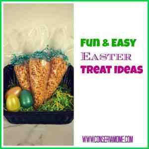 Fun & Easy Easter Treat Ideas
