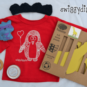 Swiggydiggydoo Subscripiton Box Giveaway ends 5/6