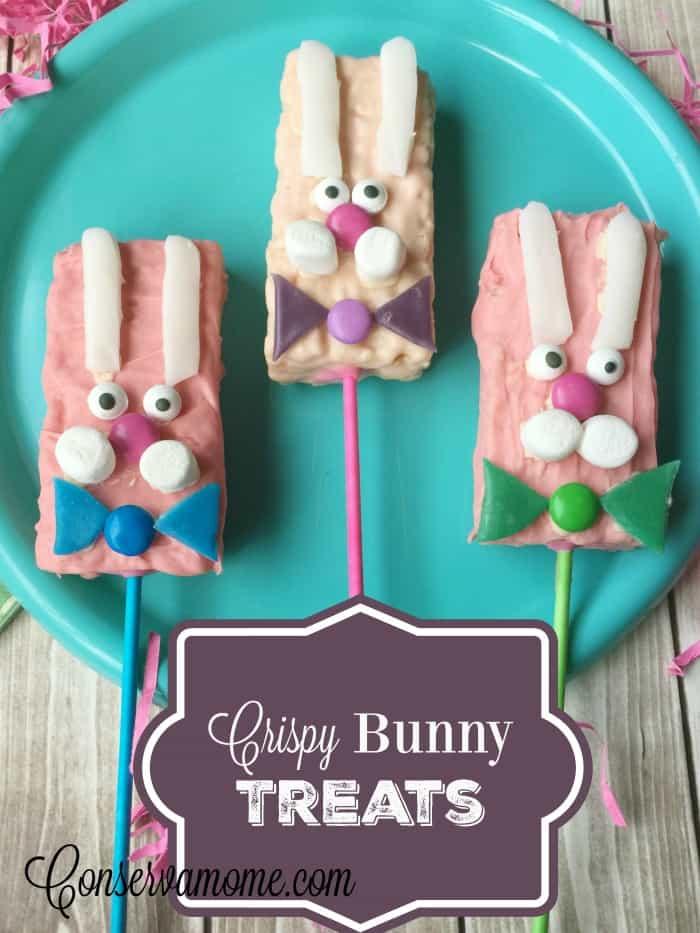 bunny spring treats