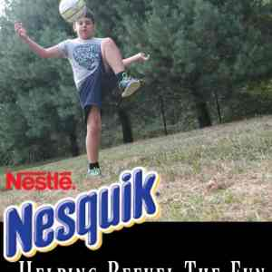 Nesquik: Helping Refuel The Fun + Giveaway
