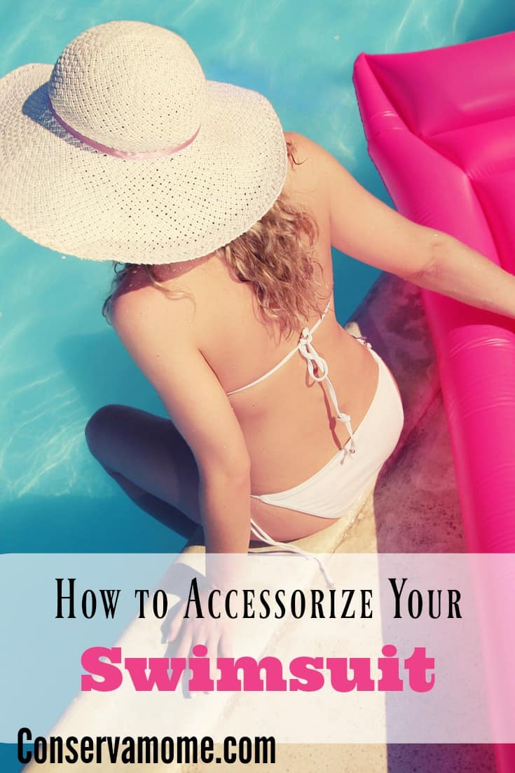 accessorize your swimsuit
