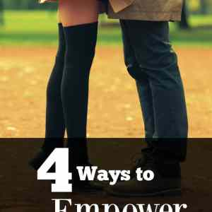 Four Ways to Empower Your Husband