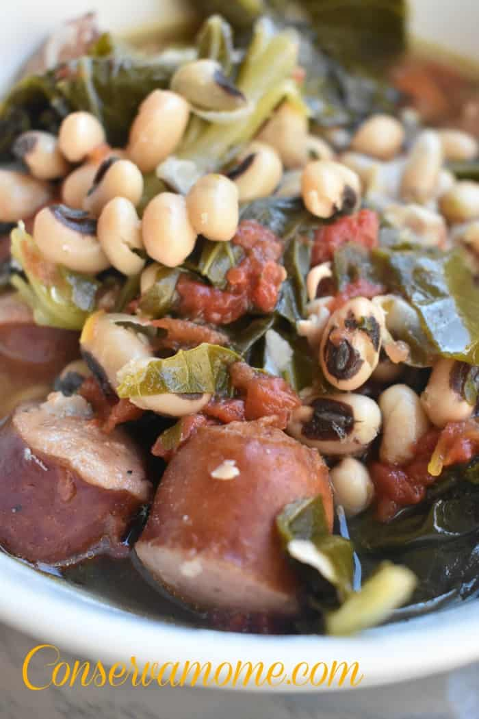 Crock Pot Hoppin John