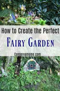 Small Of Natural Fairy Garden