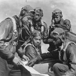 Tuskegee Airmen invincible fighter pilots?