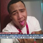 Black man shoots Aurora police officer. No national media frenzy.