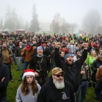 Gun owners hold massive civil disobedience rally in Washington State