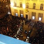 PEGIDA holds first march in Austria