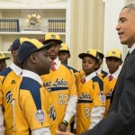 "Barak Obama ""remains proud"" of cheating Chicago team."