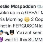 Many black power activists celebrate attempted double murder on social media