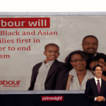 Labour Party calls for racial discrimination against white British people