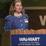 Hillary Clinton was a Walmart Board Member for Six Years!