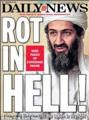 Osama Rot in Hell