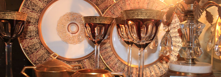 bernardaud-gold-plates