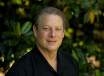 Former Vice President Al Gore, a founder of Current TV. (Photo credit: algore.com)