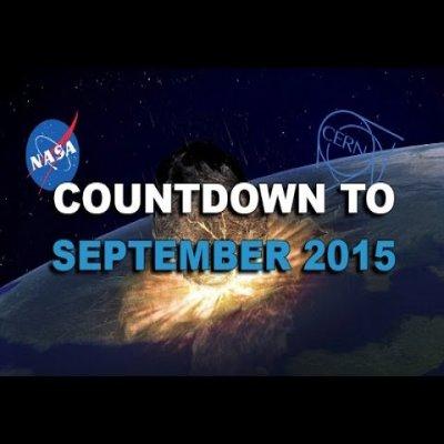 September 2015 – Pope – Planet X – CERN