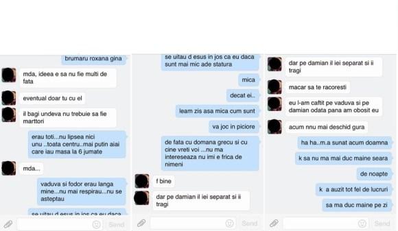 Conversatie FaceBook 1