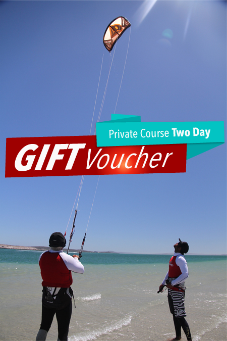 Kitesurfing Gift Voucher Langebaan South Africa