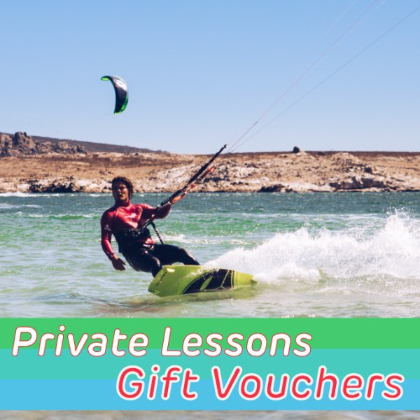 Private Kitesurfing Vouchers