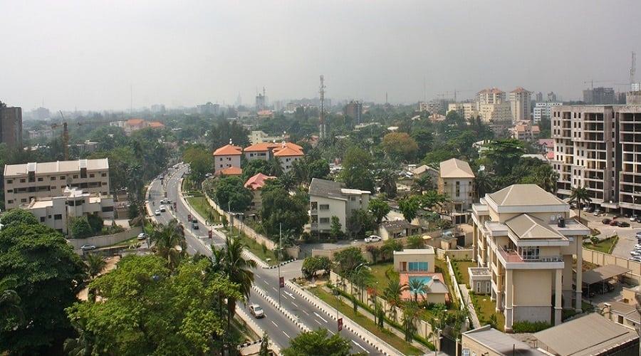 Lagos Nigeria City