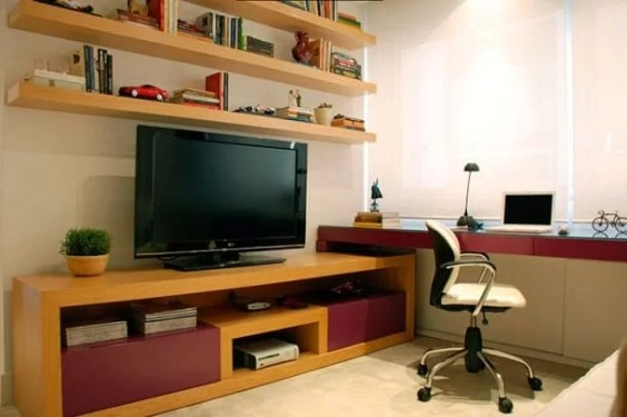 decoracao-de-home-office-na-sala-de-tv