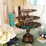 08 bijuterias em objetos decorativos