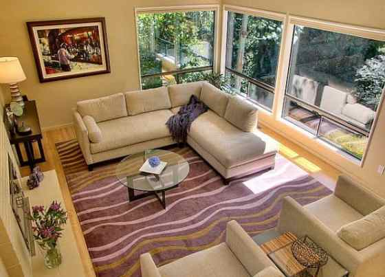tapete estampado com cores classicas decoracao