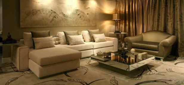 01 sala de estar com abajur dicas de iluminacao