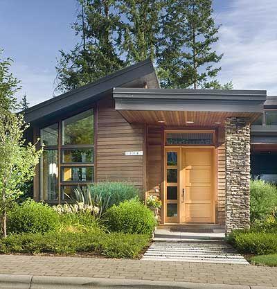 08 casa de madeira com pedra rustica