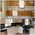 DIY Kitchen Cabinets on a Budget