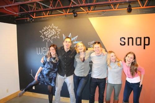 Snap Blog Workshop