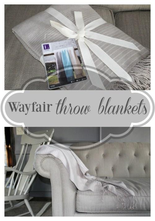 Wayfair Throw Blankets