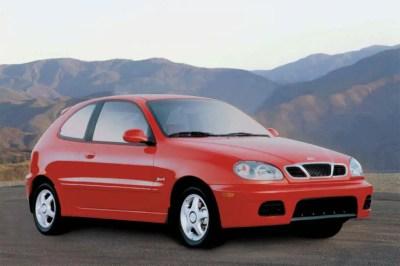 1999-02 Daewoo Lanos | Consumer Guide Auto